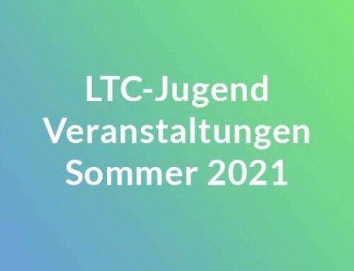 LTC-Jugend Veranstaltungen Sommer 2021