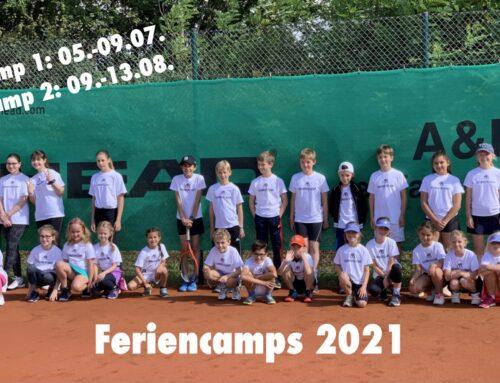 Feriencamps 2021