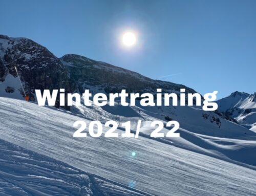 Wintertraining 2021/ 22